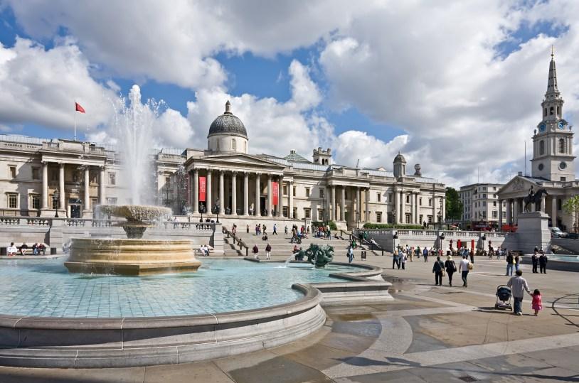 Os melhores museus de Londres: The National Gallery