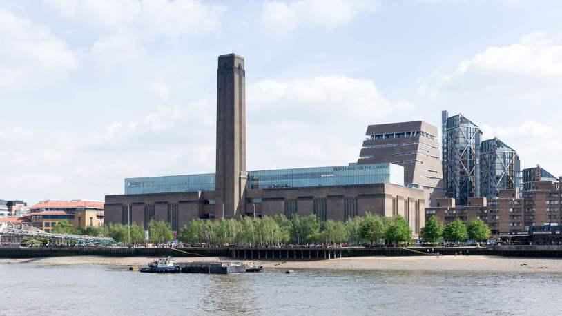 Os melhores museus de Londres: Tate Modern