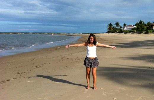 Muito amor pela Praia de Tabatinga, em Natal