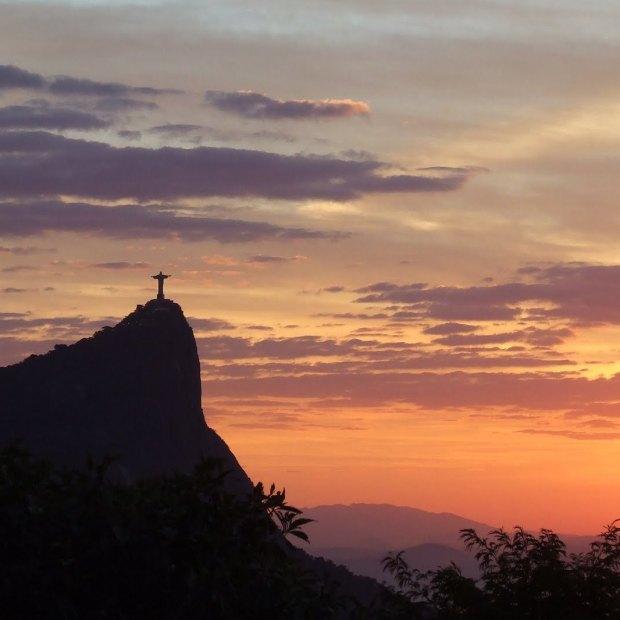 Café da manhã perfeito no Rio de Janeiro