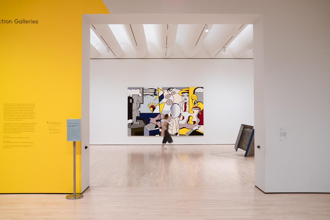 SFMOMA, o maior museu de arte moderna dos Estados Unidos