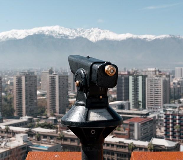 O que fazer em dois dias em Santiago, no Chile