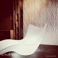 E se pudesse ter um painel de parede 3D em sua casa?