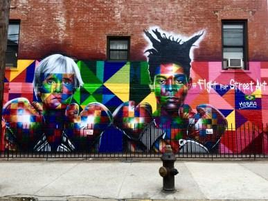 Graf in NYC - Delicieuse Vie