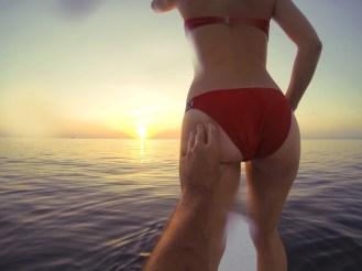 Paddle at Secret Beach - Koh Phangan - Délicieuse Vie