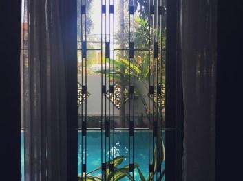 Hotel Arun boutique Villa vue chambre - Delicieuse Vie