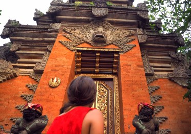 Bali Ubud Palace Indonésie