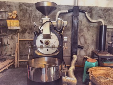 Séminal coffee studio - Ubud Bali Workshop Coffee Latte