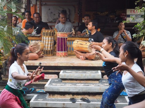 Eka Homestay Ubud Bali Indonésie