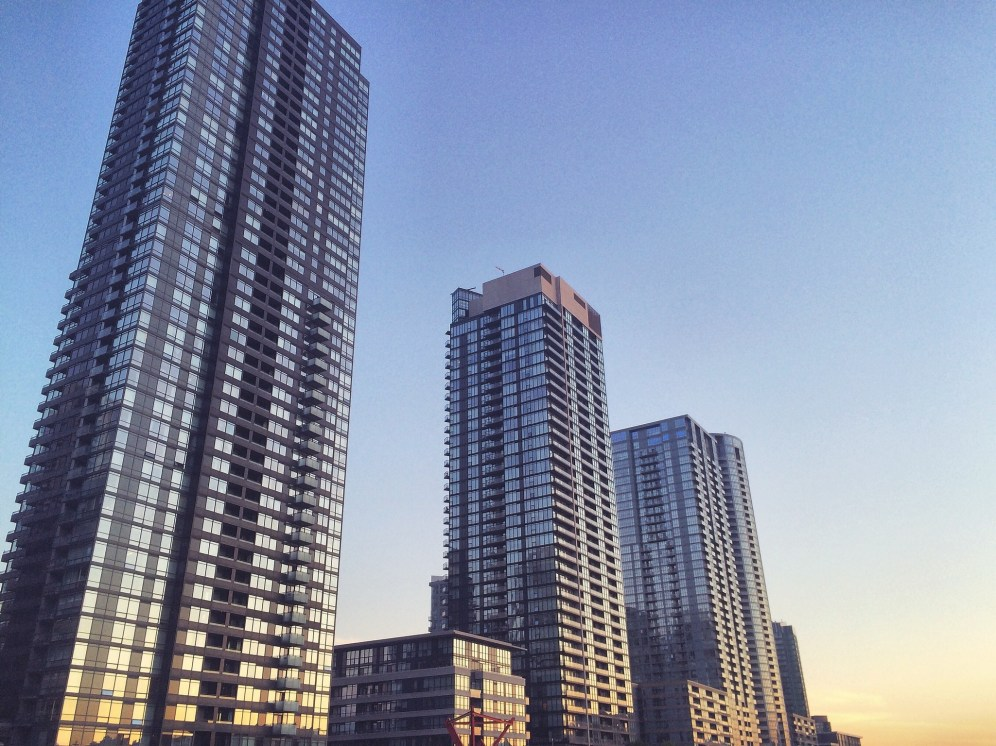 sunset-city Toronto