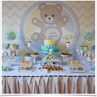 botez tematic, botez ursuleti, teddy bear themed party