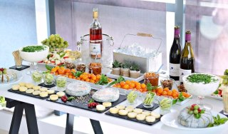 wine and cheese bar, DS Premium Events, evenimente corporate