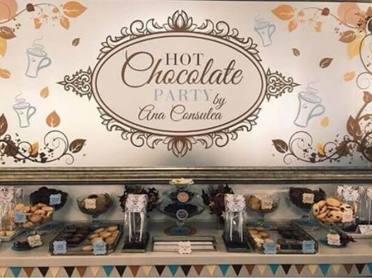 Hot Chocolate party - Delicioasa Stuudio