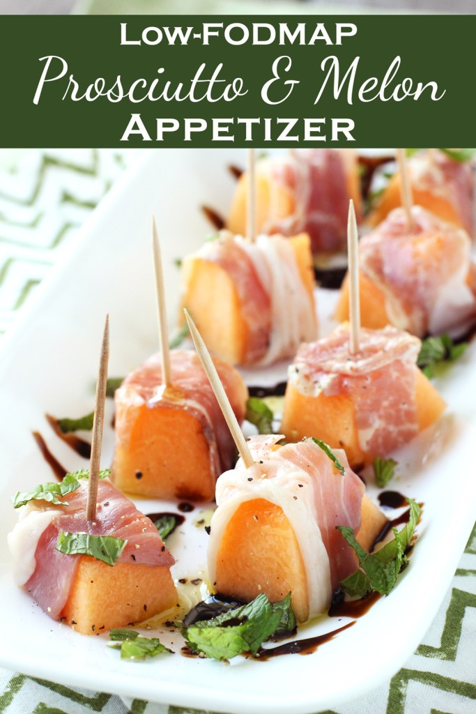 Low Fodmap Prosciutto Wrapped Cantaloupe Delicious As It Looks It's commonly recommended to patients with ibs and crohn's disease. low fodmap prosciutto wrapped cantaloupe