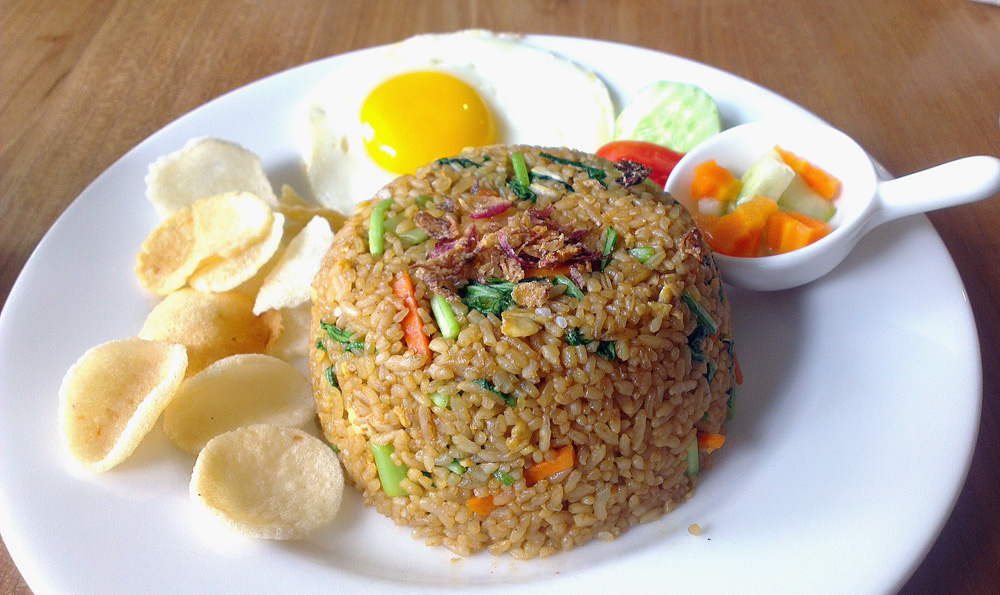 nasi goreng  Delicious Bali