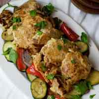 Greek Yogurt Chicken Featured Image