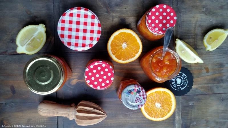 Zitrusfrüchte- Mango- Marmelade …und eine Nominierung zum Liebster Award