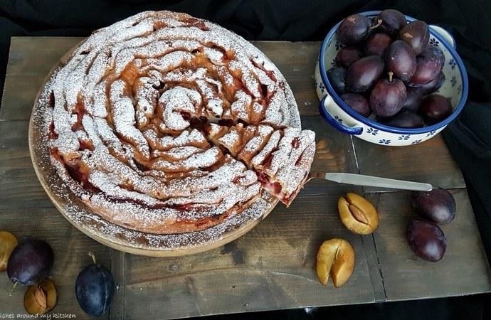 Leckerer Zwetschgen- Kuchen!
