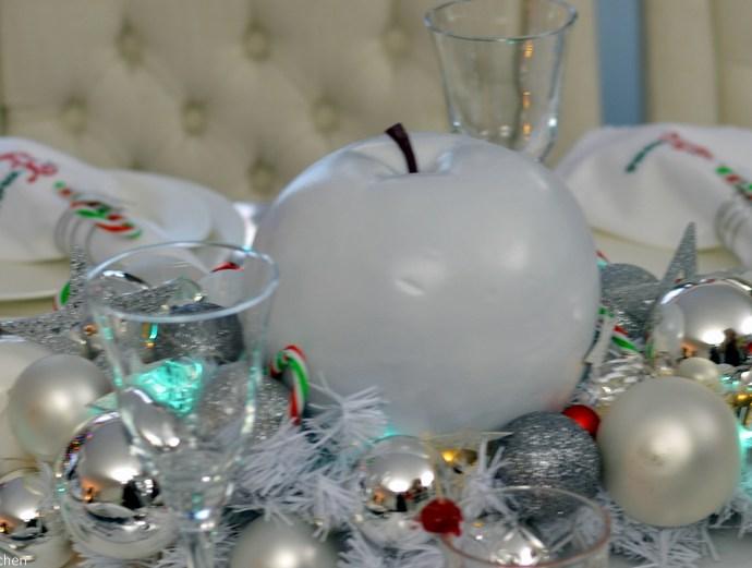 New York Christmas Dinner der Rhein- Neckar Blogger und eine Rezept für eine Süsskartoffelsuppe und feine Cranberry- Zwiebeln