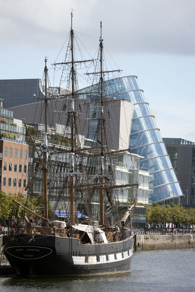 Jeanie Johnston Tall ship, things to do in Dublin, Visit Dublin, Famine Museum