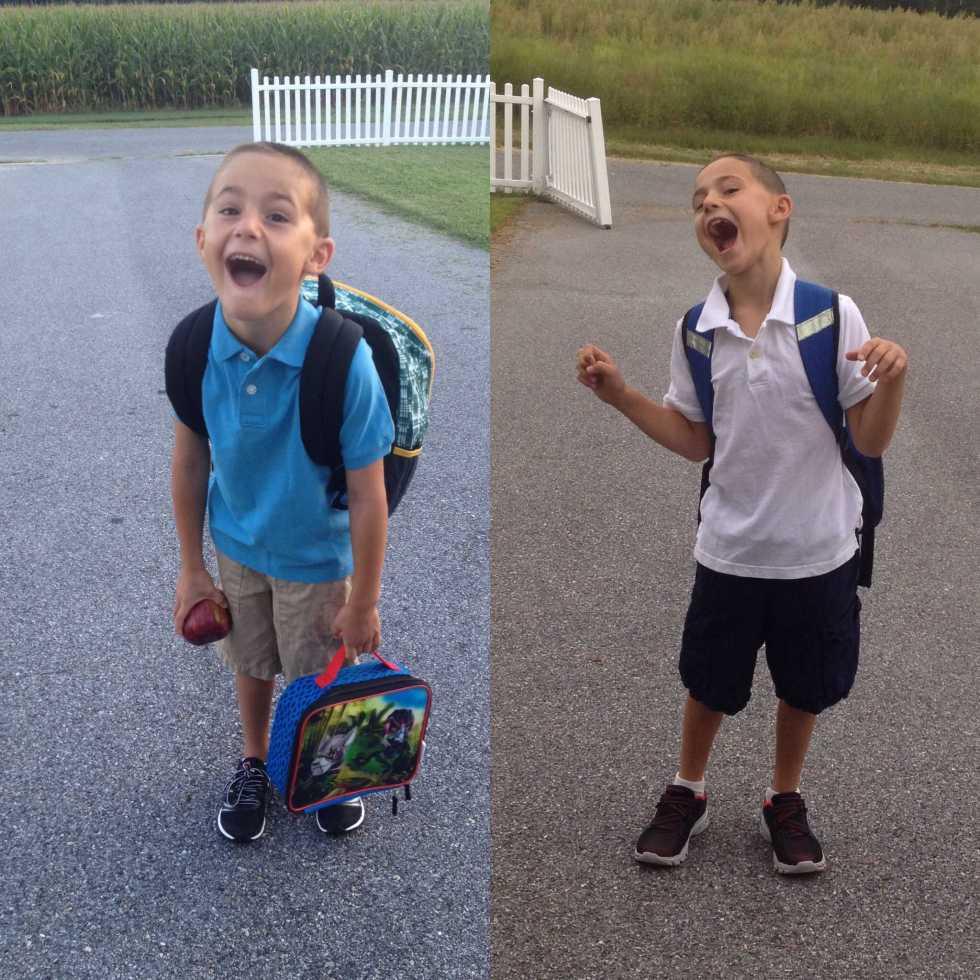 Fall Favorites - School Begins