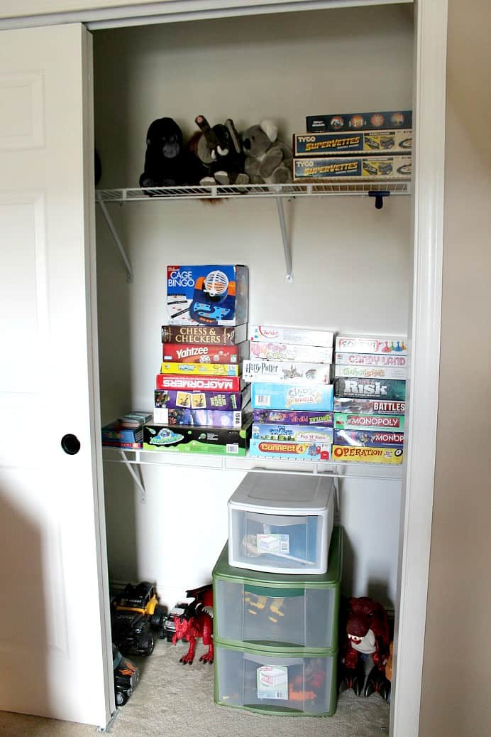 Organize a Playroom in 3 Easy Steps