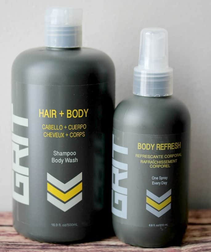 Grit Body Care Products