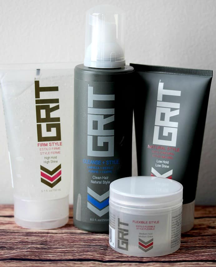 Grit Hair Care Products