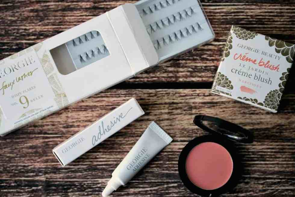 Georgie Beauty Eyelashes Review