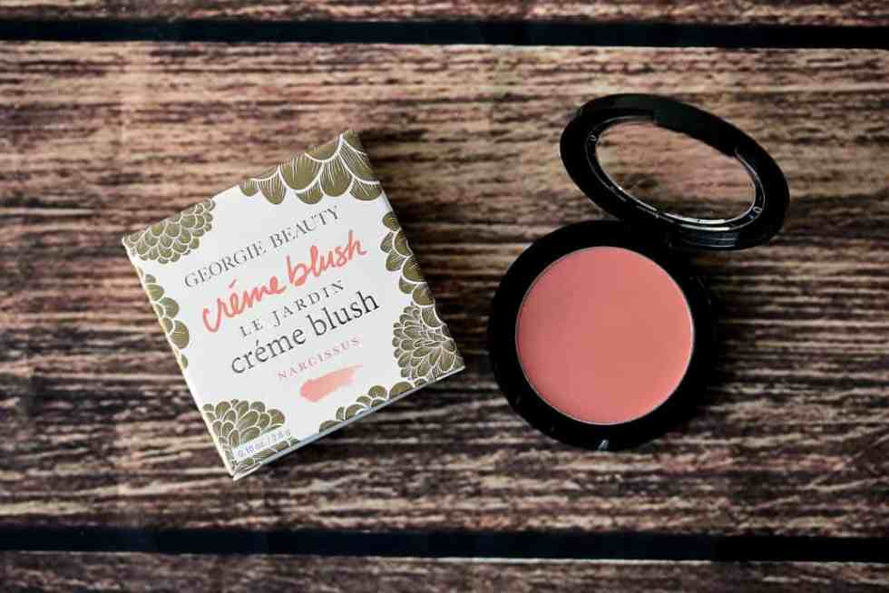 Georgie Beauty Creme Blush in Narcissus