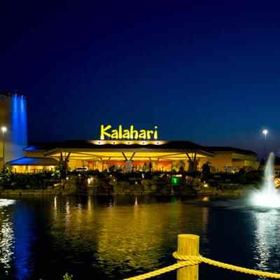 The Perfect Winter Family Vacation at Kalahari Resorts in the Poconos