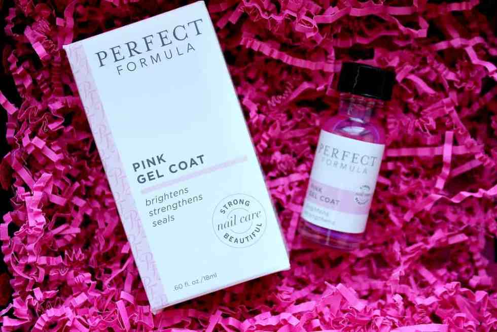 Perfect Formula Pink Gel Coat