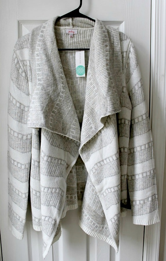 Pixley Willow Cardigan