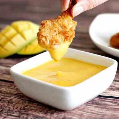 Sweet Mango Dipping Sauce