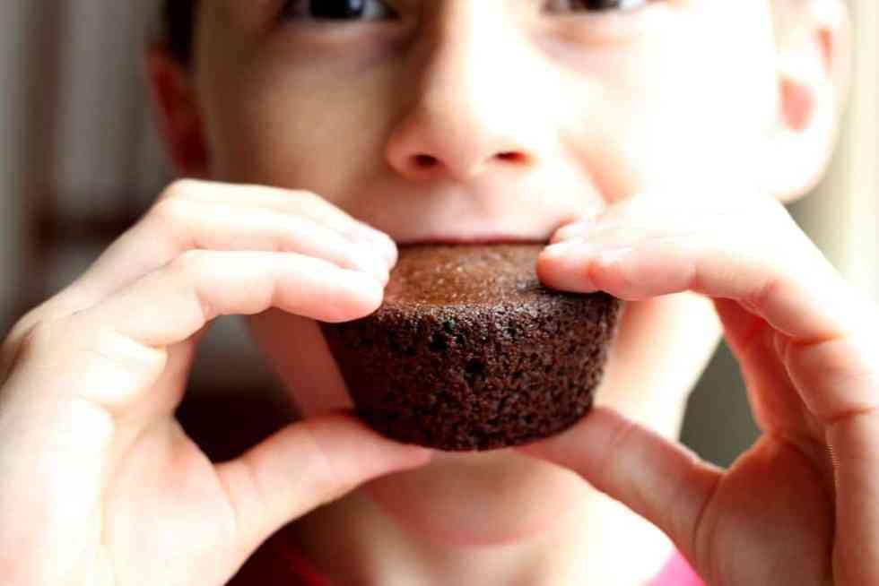 Kids Love Garden Lites Muffins!