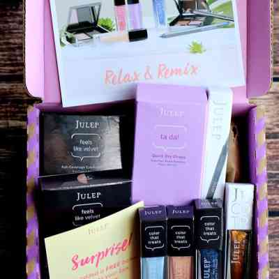 April 2017 Julep Subscription Box Review + 3 FREE polishes code