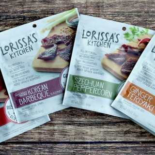 Delicious Protein Snacks with Lorissa's Kitchen + Sweepstakes