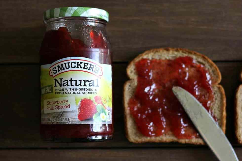 Smucker's on Bread