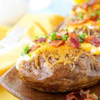 25 Insanely Delicious Stuffed Potato Recipes