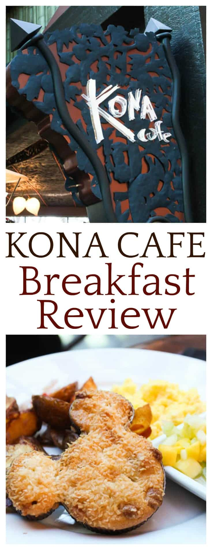 Kona Cafe Restaurant Disney World