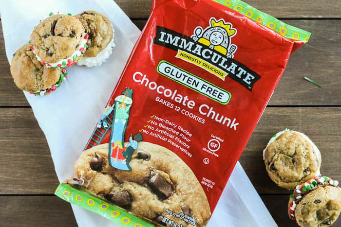 Immaculate Baking Package with Cookies