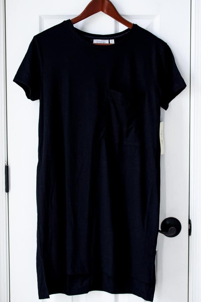 Stitch Fix Matt Knit T-shirt Dress by RD Style #ad #stitchfix #springfashion #stitchfixreview #2018stitchfix