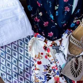 April 2018 Stitch Fix Review – Spring Style