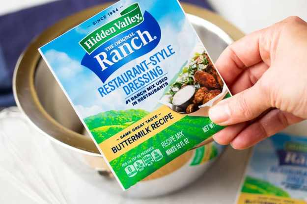 10 BEST Uses for Ranch Dressing