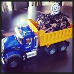 Dump Truck Cake Deliciously Declassified