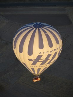 Up we go in Cappadocia 14