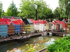 Legoland's version for Nyhavn.