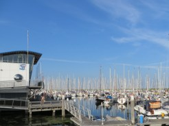 Waddenhaven Texel, the only yacht marina in the island