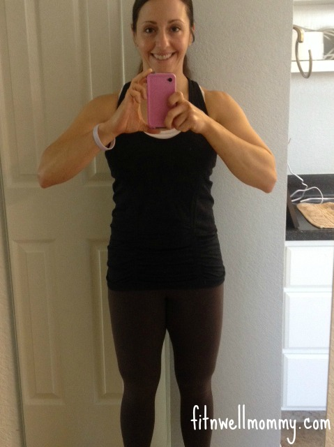 Post Baby Body: 11 Months Postpartum - Deliciously Fit
