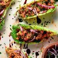 KISIR - Turkish Bulgur Salad
